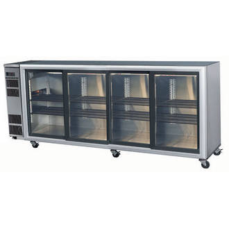 Skope BB780 3 Sliding Doors Backbar