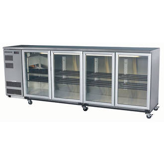 Skope BB780R 3 Swing Doors Backbar